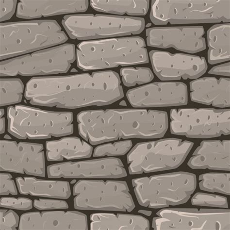 stone wall pattern illustrator stone wall texture vector free download
