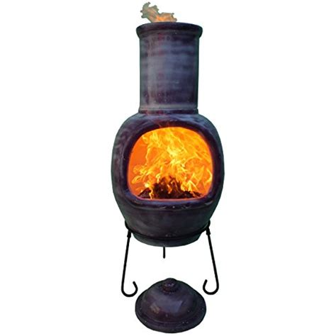 Best Deals On Chimineas Chiminea Clay Fireplace Sale Up To 70 Best Deals
