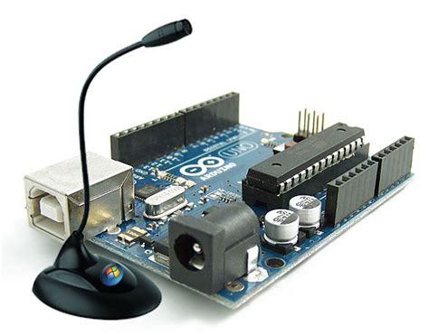 voice the arduino with windows 7 s speech recognition