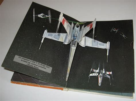 libro star wars a pop french star wars pop up book star wars collectors archive