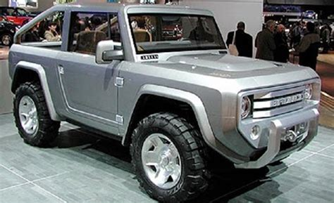 2018 Ford Bronco Release Date Review Price Feature