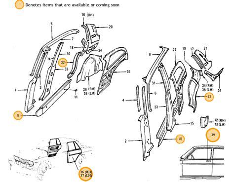 datsun 510 rear suspension parts wiring diagram and fuse box