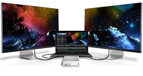 monitors with thunderbolt caldigit thunderbolt 3 dock thunderbolt station 3