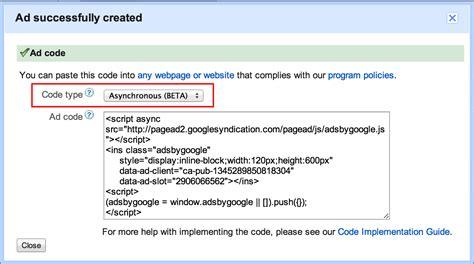adsense quiz asynchrones javascript archive seo at