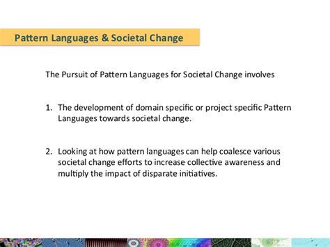 language pattern discovery towards a fourth generation pattern language