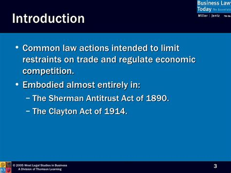 section 3 clayton act chapter 22