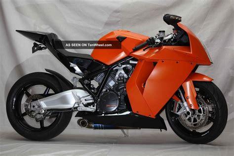 Ktm Rc8 1190 2009 Ktm Rc8 1190