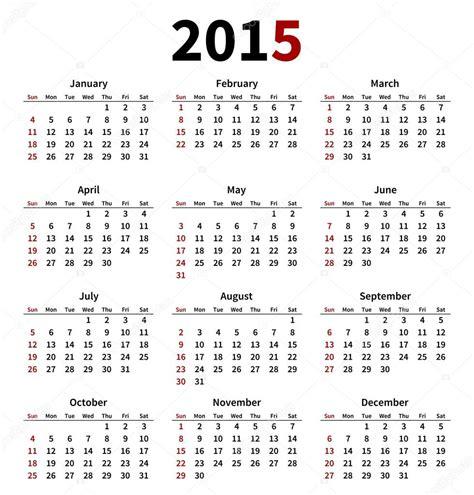 calendar 2012 2013 2014 2015 2016 stock illustration 116167588