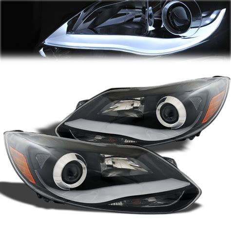2014 ford focus light headlights anzo vs cg distribution ford focus forum