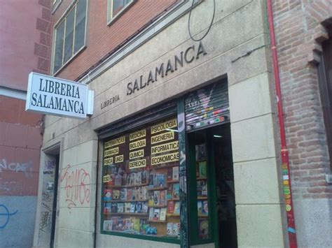 librerias calle libreros librer 237 a salamanca fotograf 237 a de calle de los libreros