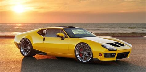 Handmade Sports Car - ring brothers 1971 pantera quot adrnln quot classic sports car