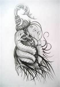 tattoo maker in vaishali an amazing tattoo of lord shiva shivholic pinterest