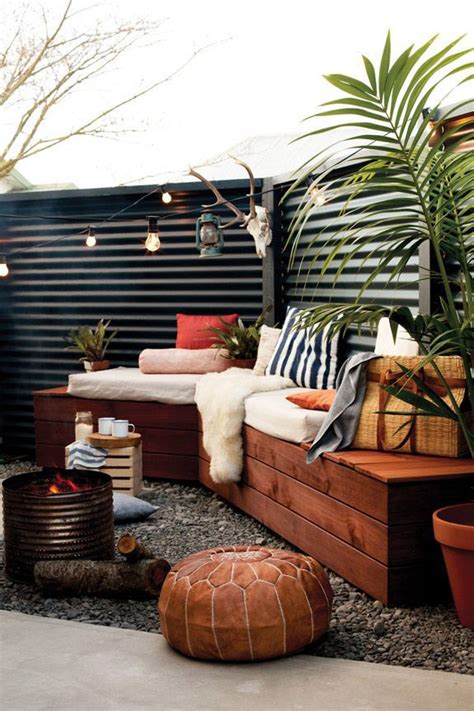 small outdoor spaces best 25 small patio ideas on small terrace