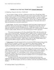 Letter Of Intent Nih How To Write A Letter Of Intent For Nih Grant Cover