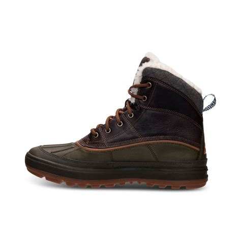 nike woodside boots for nike mens woodside ii boots from finish line in black for