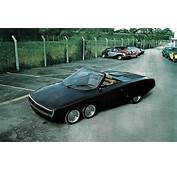 Panther 6 Six 1977 – Old Concept Cars