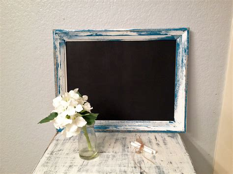 decorative framed chalkboard decorative chalkboard