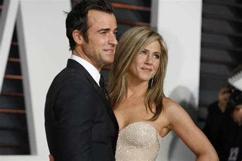 Drama For Jen Aniston Without Brangelina justin theroux beautifully supported his