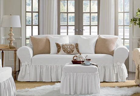 sure fit white sofa slipcover 1000 images about farmhouse decor ideas on pinterest