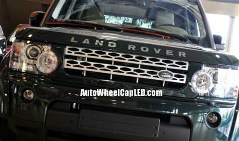 Emblem Rover By Saka Auto land rover black silver gold matte gloss emblems