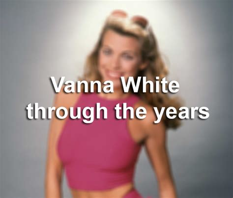 Lobster Chair Vanna White Through The Years Seattlepi Com