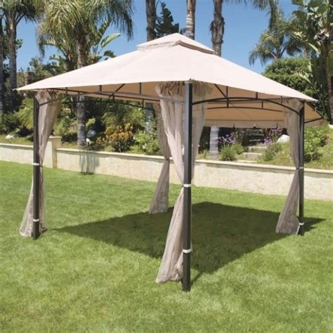 gazebo covers 25 best collection of home depot 10x10 gazebo cover