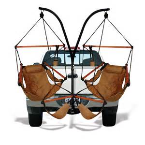 trailer hitch hammock chair hammaka trailer hitch stand and hammock chair combo