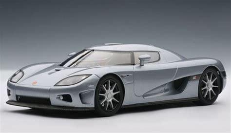 Autoart Koenigsegg Ccx Silver Modellbau Metz