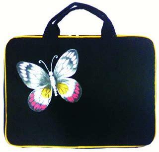 Tas Jinjing Butterfly butterfly tas laptop gaul 14 inch tas laptop gaul
