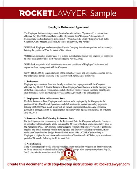 retirement plan template commonpence co