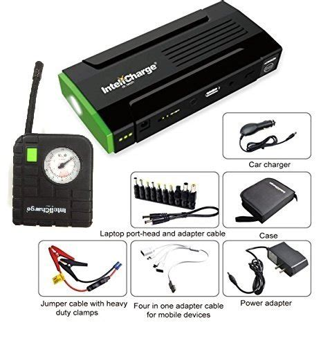 Power Bank Jumbox battery booster jump starter pack 8 newest lithium boosters revealed