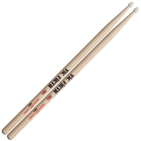Stik Drum Vic Firth American Classic 5b Tip X5bn vic firth american classic 5b tip drumsticks