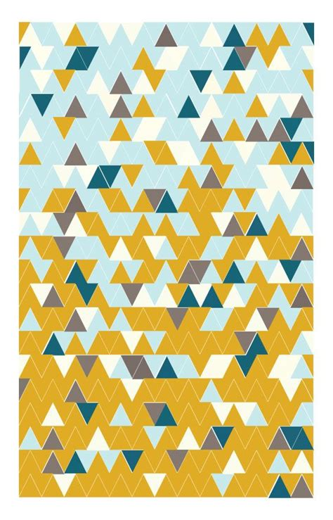 geometric pattern quilt geometric triangle quilt pattern quilts pinterest