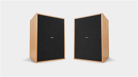 shinola bookshelf speaker muted