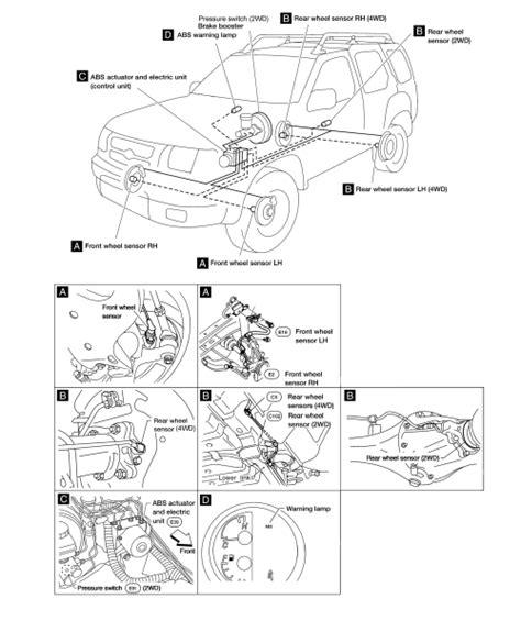 repair anti lock braking 2003 nissan sentra free book repair manuals repair guides anti lock brake system description operation 1 autozone com