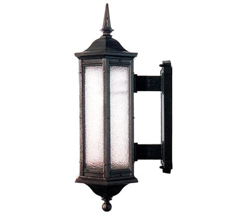 Traditional Outdoor Lighting Thompson Collection 33 H Traditional Outdoor Wall Light Grand Light