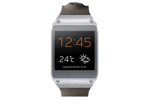 samsung smartwatch samsung unveils the galaxy gear smartwatch 4umf current events current news news
