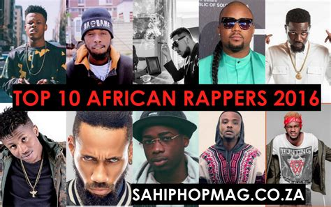 top 10 rappers 2016 sa hip hop mag