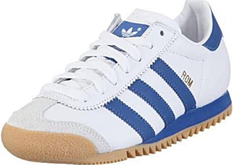 Adidas Original 7 adidas originals rom mens trainers white or black g44184