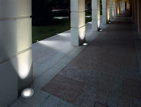 led pavimento passum ultraflat by goccia illuminazione