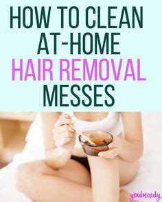 how to remove hair from bathroom floor 1000 images about cleaning on pinterest washing bras