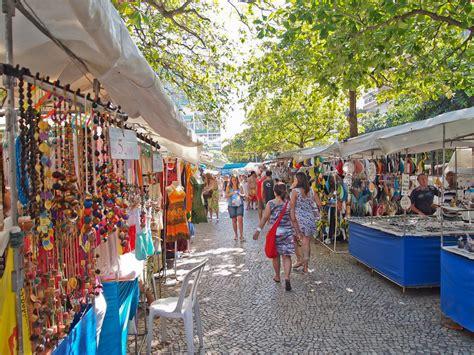 craft market wonderful shopping experience in de janeiro