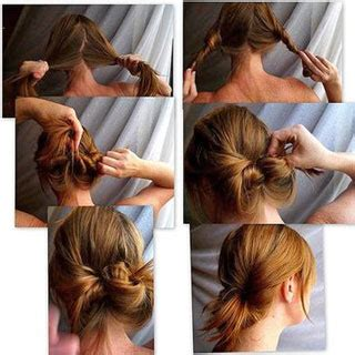 how to do easy pretty updos popsugar