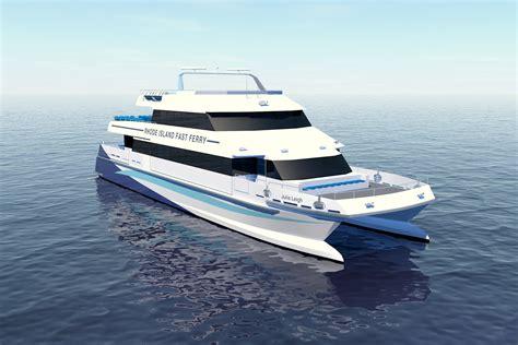 catamaran ferry service second incat crowther fast catamaran for rhode island fast