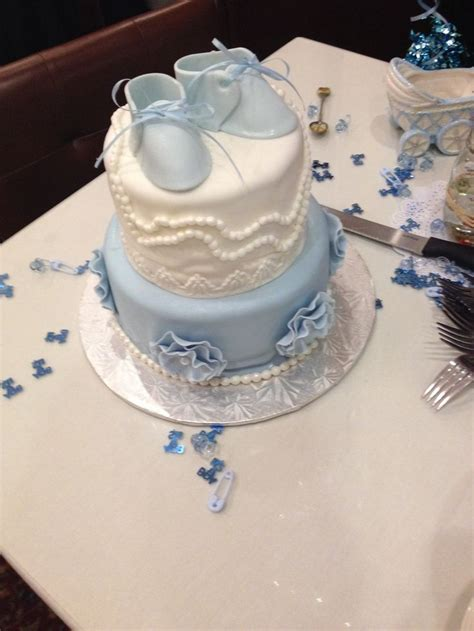 Vintage Baby Shower Cakes by Vintage Baby Boy Cake Baby Shower Boys