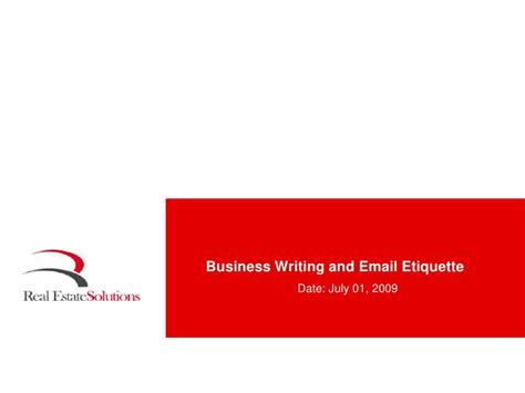business letters and business email etiquette business writing and email etiquette