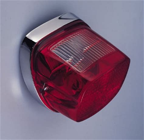 sportster light assembly chris products taillight assembly 340 160 j p cycles