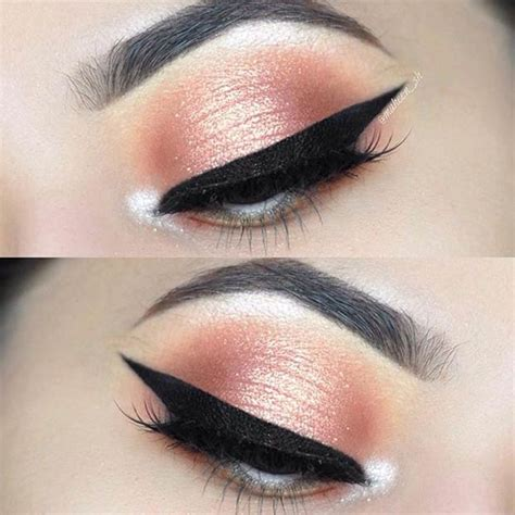 makeup tutorial natural look peachy brown 21 insanely beautiful makeup ideas for prom stayglam