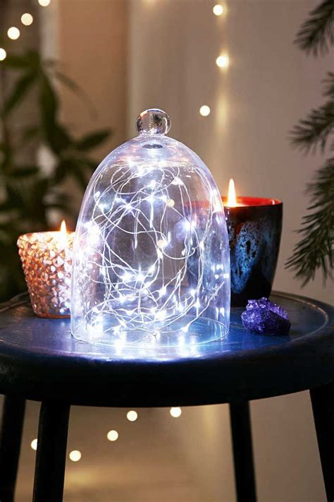 best place to buy led christmas lights led holiday string lights ice cube battery operated
