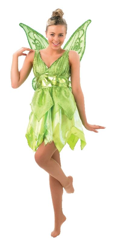 Pixie Dust Tinkerbell Costume Costume C974 Deluxe Tinkerbell Disney Fancy Dress